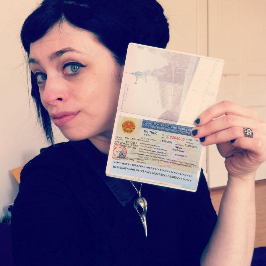 how to get passport through online