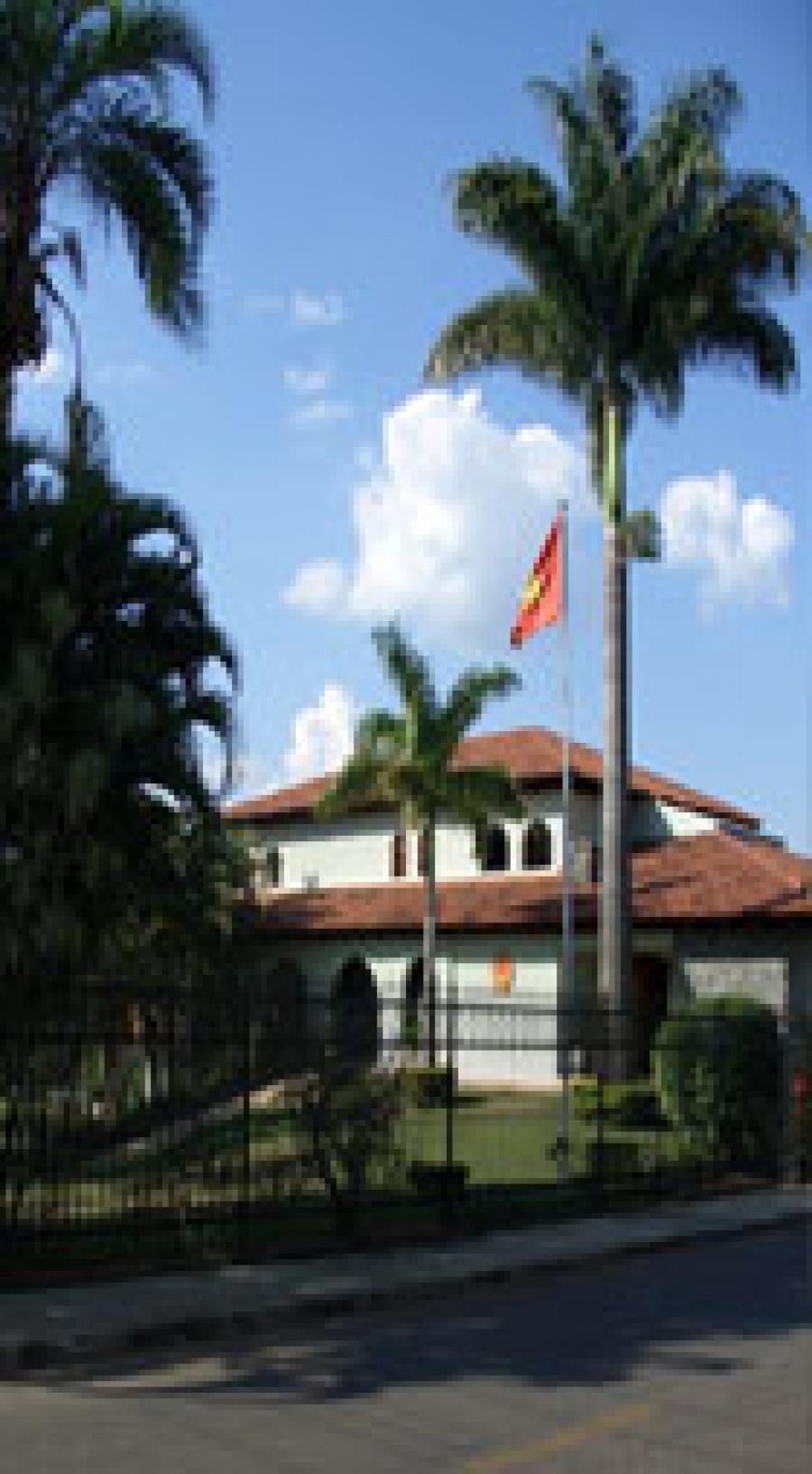Vietnam Embassy In Brazil