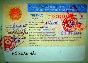 Vietnam consulate in Aruba